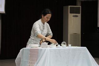 园艺学院举办第八届茶艺大赛